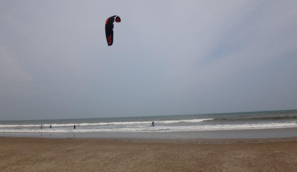 Best kite spot mejor lugar de olas de Vietnam es Vung Tau