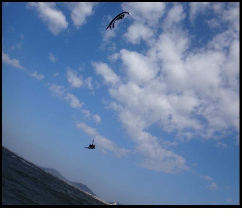 Flysurfer Speed 4 Vietnam kitesurfen sprung auf Vung Tau flachwasser spot