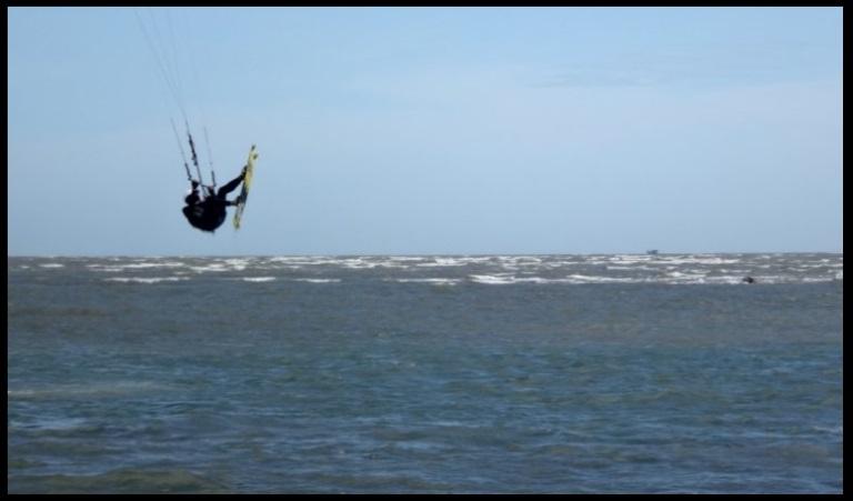 Kitesurfen Vietnam Kite-Spot Vung-Tau lernen mit Kites Flysurfer