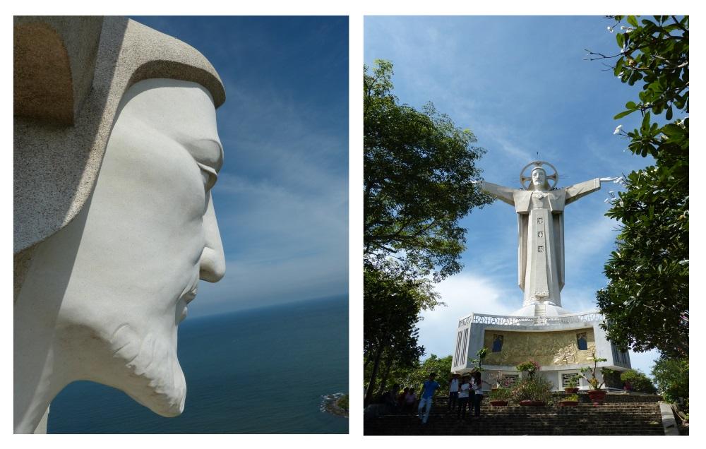 Christusstatue kitesurfen stadt vietnam Februar super kiten unterricht tripadvisor