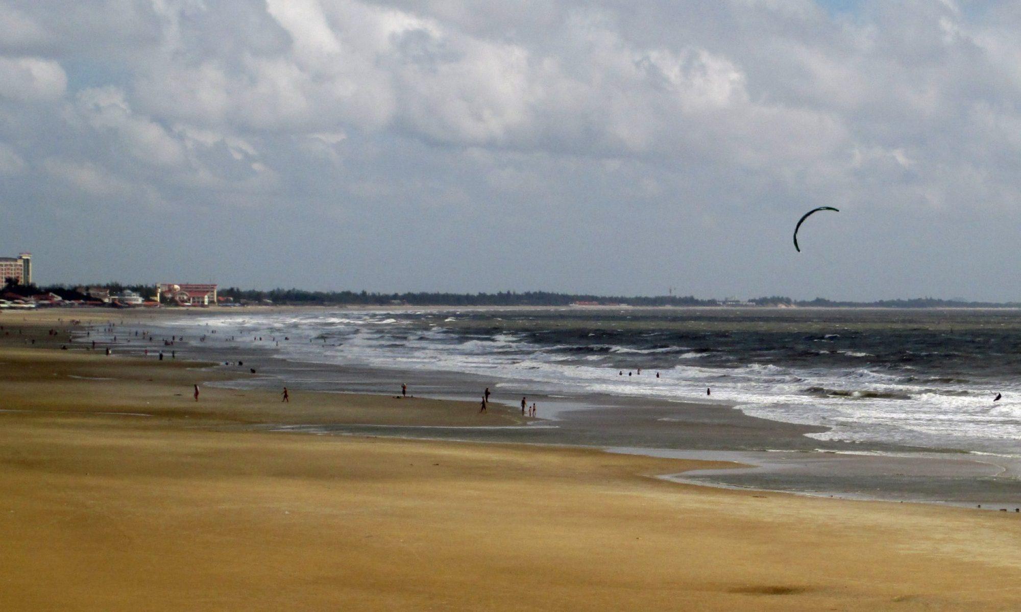 Kitesurfing Lessons Vietnam