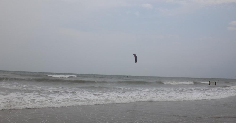 kitesurfing only waves kitespot vietnam