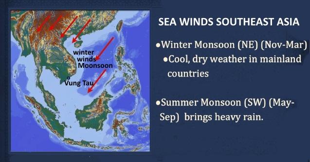 wind auf Vietnam beste kitespot Vung Tau kitesurfinglessonsvietnam com kiteschule