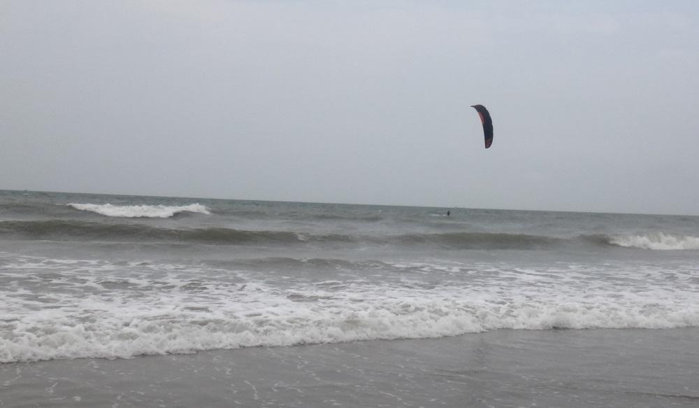 kitesurfing school in Vung Tau