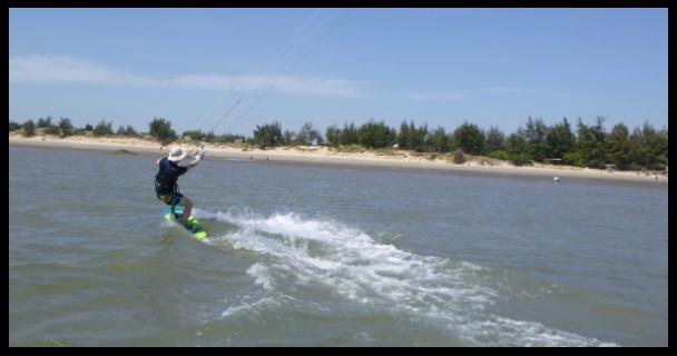 11 kite spot Vung Tau flat water