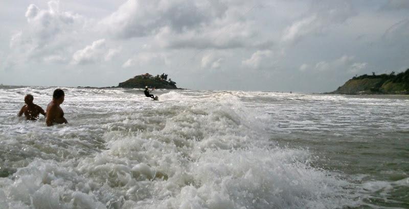 Kite-vacanze-Vietnam-studio-kitesurf-to-scuola di kite-Vung Tau nel mese di novembre