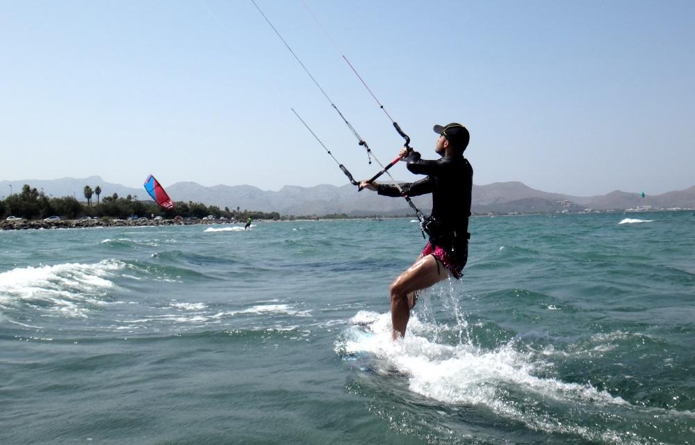 Уроки кайтсерфинга во Вьетнаме Mui ne - Vung Tau kite изучают и покупают оборудование