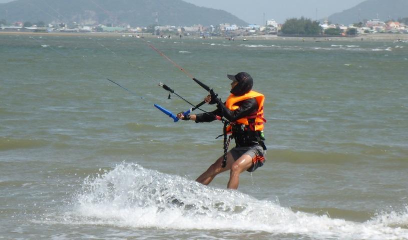 mejor kitespot de Vietnam