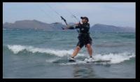 Karolina Jeśli chcesz nauczyć się kitesurfingu, spróbuj Voi Tau latawca skola