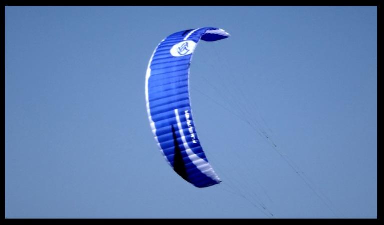 flysurfer Speed 5 tamaño 9 metros, kite en Vung Tau Vietnam un buen kite facilita tu planeo
