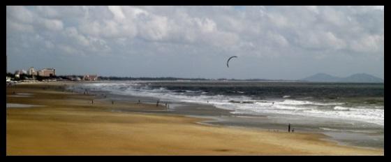 Waar kitesurfen leren in Vietnam