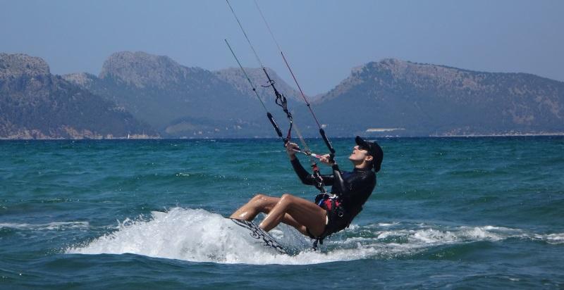 8 leçons de kitesurf vietnam Flysurfer kitekurs changer de direction vent auf Vung-Tau
