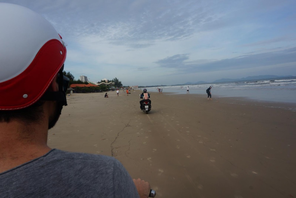 kitesurfen auf Vietnam - Vung Tau - Ho Chi Minh kitesurfing spot