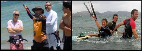 4 Zawsze bierz lekcje latawców z legalnie certyfikowanej szkoły kitesurfingu
