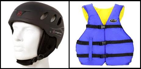 8 kamizelka ratunkowa i kask są koniecznością podczas kitesurfingu
