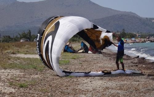 2 kite foil Vietnam kiteschool clases de kite en Vung Tau
