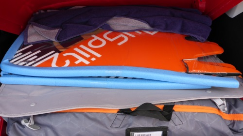 flysurfer split board 134x41