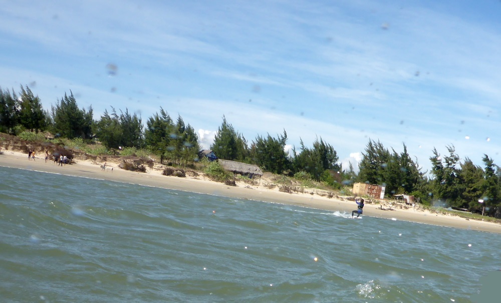 7 Vung Tau best spot to learn kitesurfing in February in Vietnam