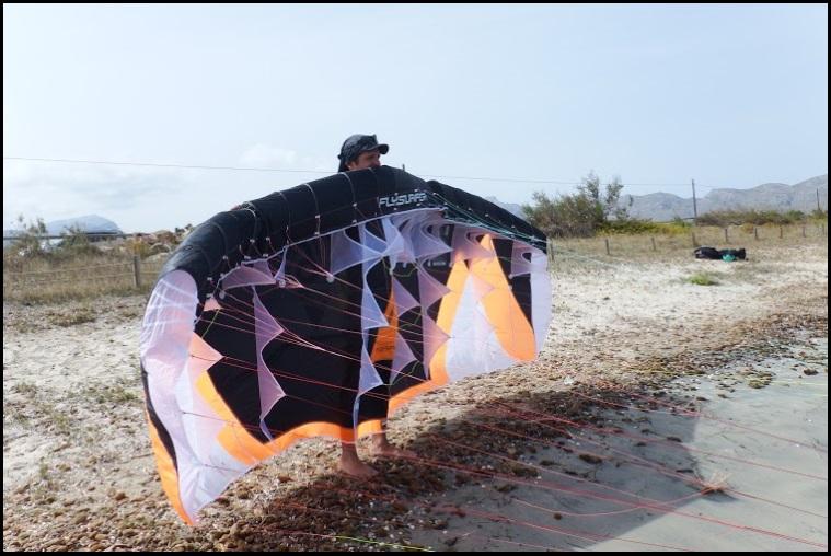 Mô hình Peak - diều Flysurfer