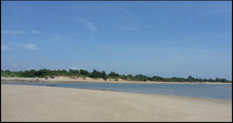 agua plana escuela de kitesurf en Vung tau Vietnam
