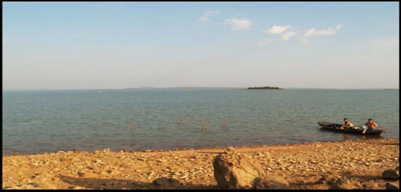 zona proxima a la desembocadura del inicio del Delta del Mekong
