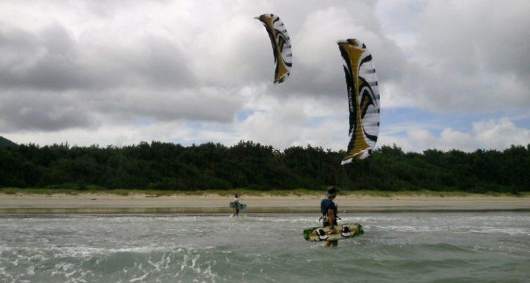 7 Con Dao kitesurfing trip kitesurfing flysurfer 21 mts