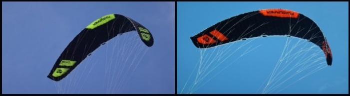 Sonic kites kitesurfing luggage - Travel wisely