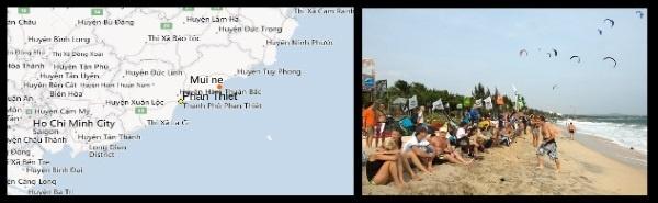 1-Mui ne-Phan Tiet l'ecole de kitesurf au Vietnam