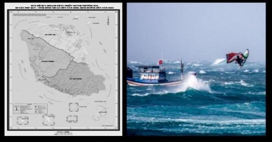 3 PHU-QUY l'ile - cours de kitesurf au Vietnam