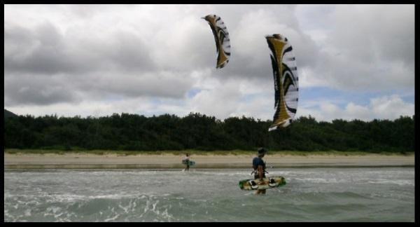 4 Con-Dao l'ile meilleur spot de kite au Vietnam - Vung Tau plage