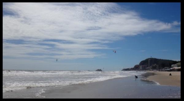 7 Vung-Tau-beach-kite-spot-Ho-Chi-Minh-city apprendre kite surf a Vung Tau