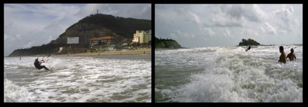 9 wave-riding-vietnam Vung Tau plage et le kitespot a Vung-Tau
