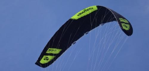 Sonic FR 18 mts kitesurfing school Vung Tau - Ưu điểm của việc không thả diều