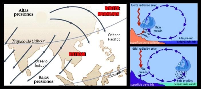 2 Khí hậu ở miền trung Việt Nam khó hơn ở miền bắc và miền nam Việt Nam và miền nam Việt Nam