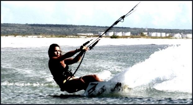quá nhiều tốc độ không tốt để đi ngược gió Cách lướt ván diều trước gió - đi ngược gió