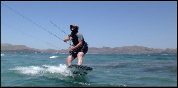 3- Hãy đến Vũng Tàu và liên hệ với trường dạy lướt ván diều của chúng tôi