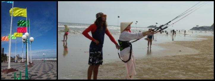 Un bon cours de kite