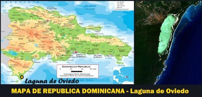2 Oviedo lagoon from the air - kitesurfing trips