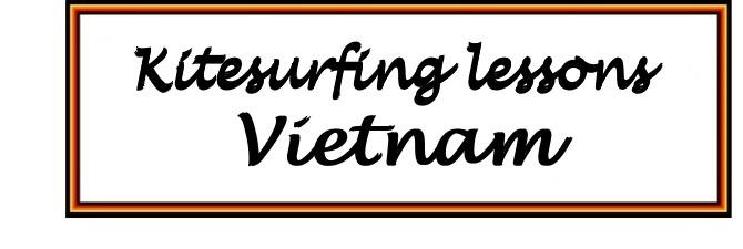 logo kitesurf a Vung Tau