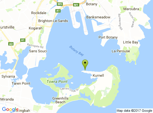 4 Karte-der-Hai-Angriffszone in Australien