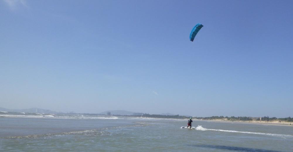 12 lướt ván diều ở Vũng Tàu
