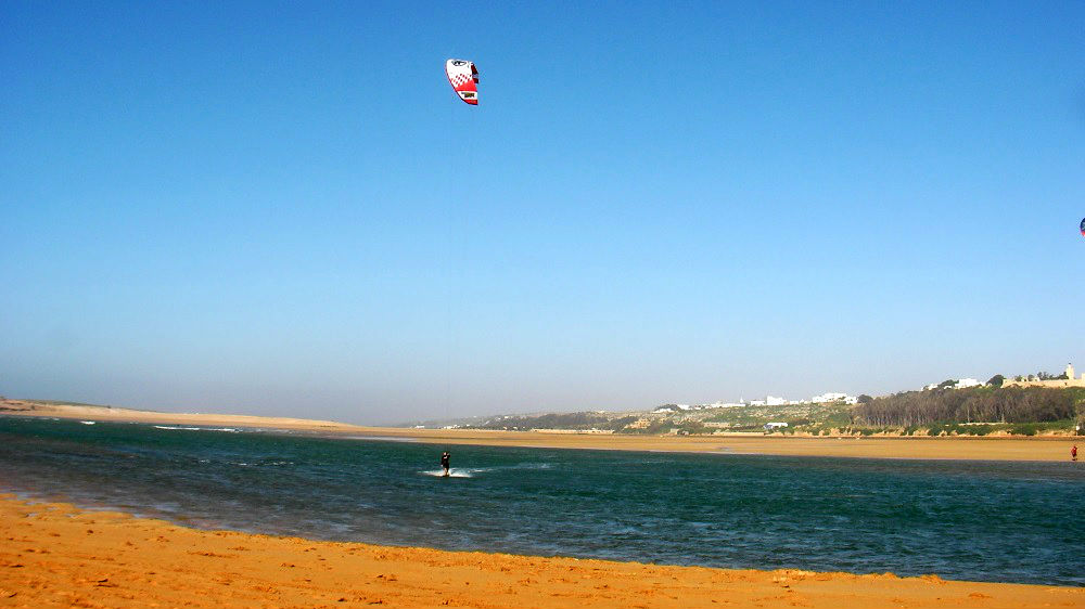 kite beach kitesurf en Marruecos