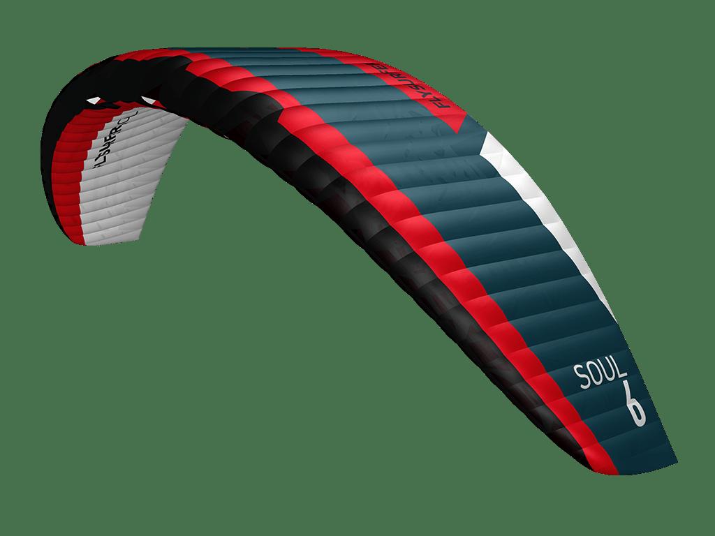 Soul-Flysurfer foil - kitesurfing en Vietnam
