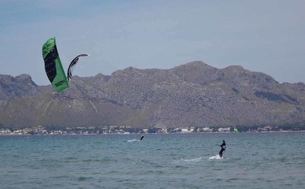 4 flysurfer Peak-kitesurfen lernen Vung Tau