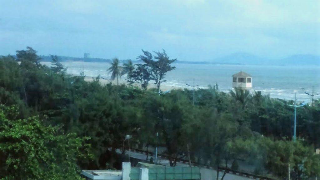 1 playa de Vung Tau - mejor kite spot de Vietnam