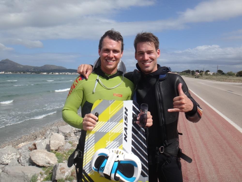 10 aprender kitesurfing en Vung Tau