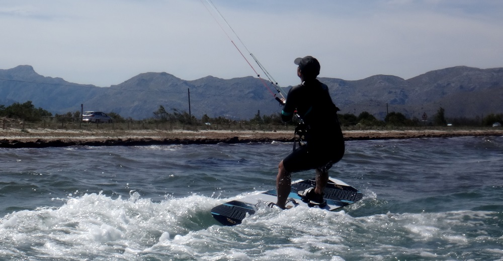 10 kitesurfing en Pollensa - Sa Marina