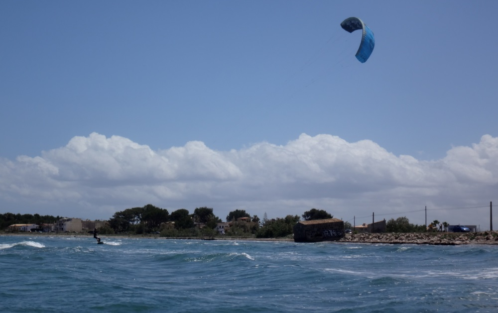 15 probado, aprender kitesurf en 2 dias en Mallorca