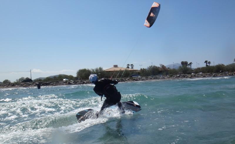 23 flyboard curso kitesurf en Pollensa