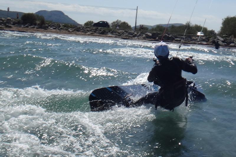 24 viento del Este kitesurf Mallorca